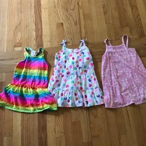Other - Lot of 3 Girls 4T summer dresses, great condition